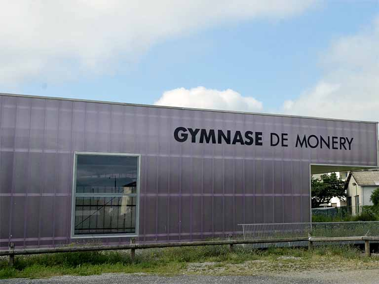 gymnase de monery